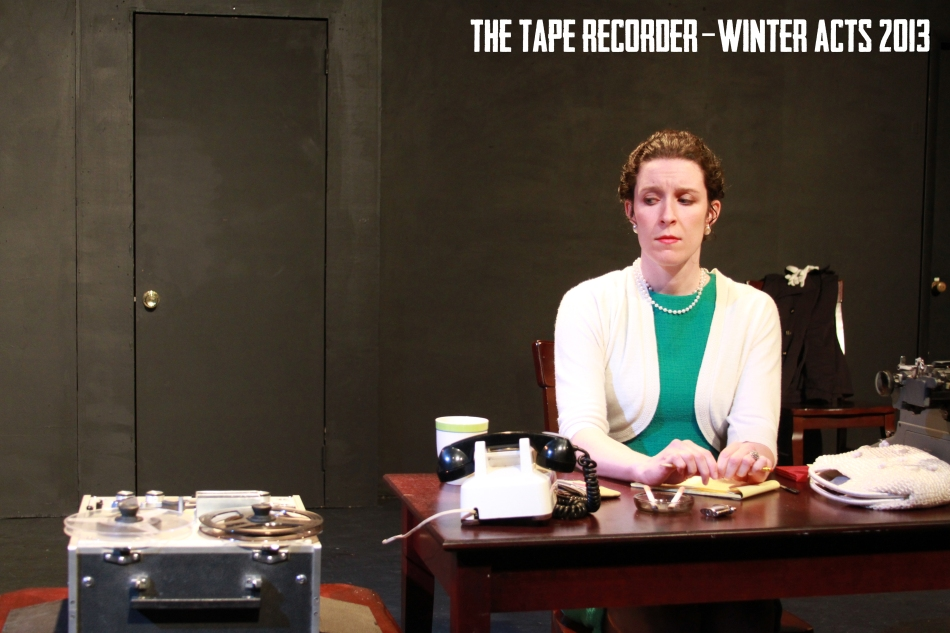 Tape Recorder - Miss C concerned